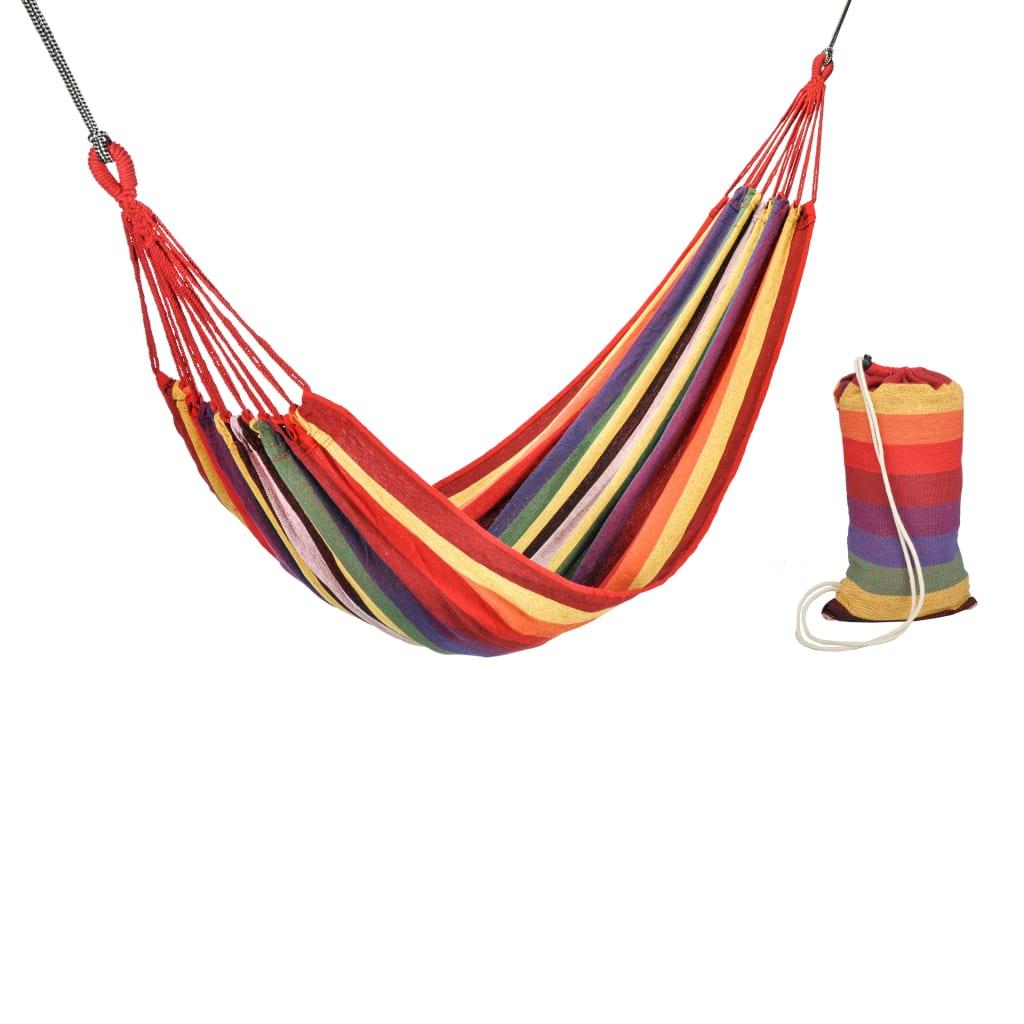 Ova viseća ležaljka za 1 osobu marke HI osigurava da možete ugodno leći i zadrijemati u slobodno vrijeme. Viseća ležaljka vrhunski je proizvod za opuštanje