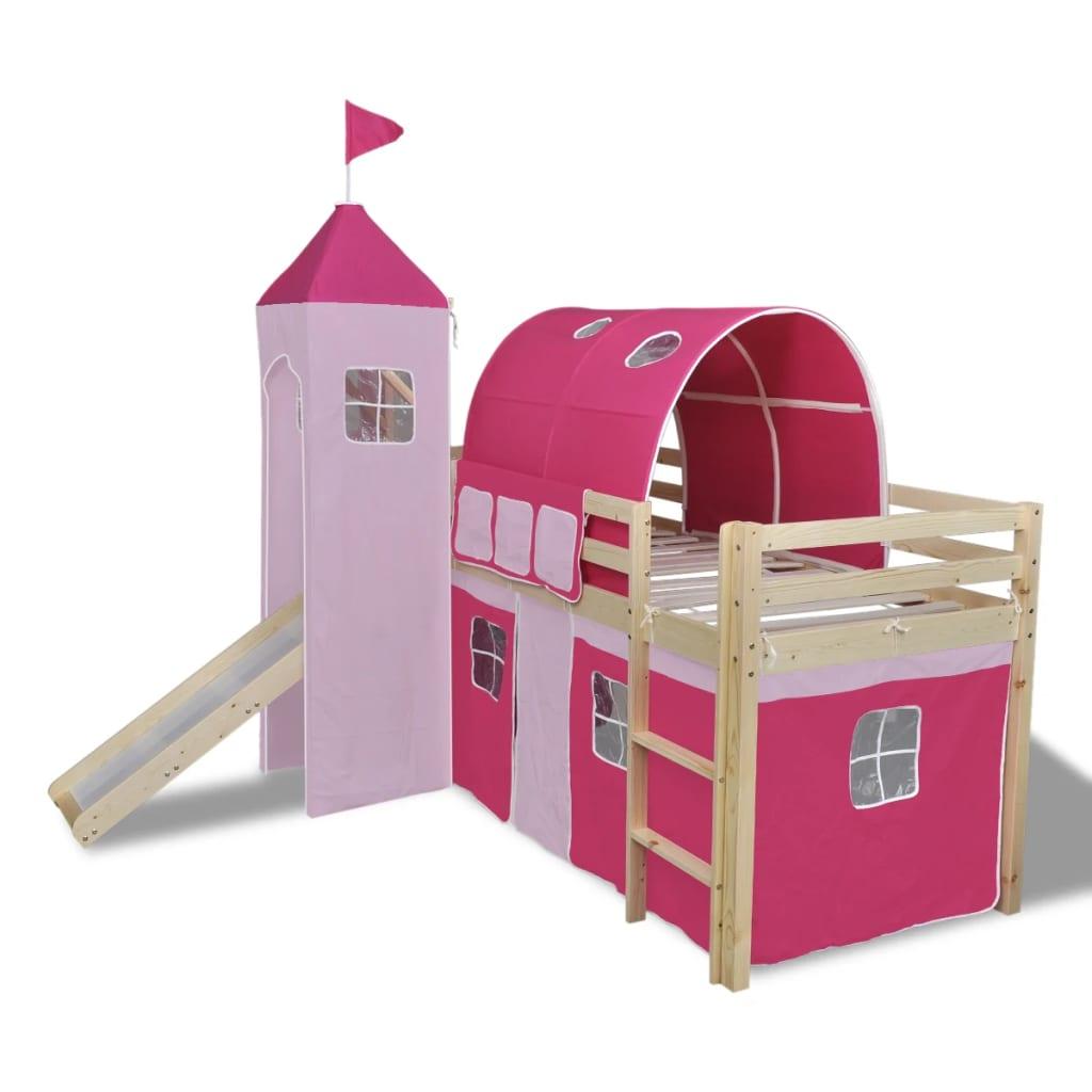 bit će izvrstan dodatak vašoj dječjoj spavaćoj sobi. Krevet ima čvrstu konstrukciju i isporučuje se s podnicom