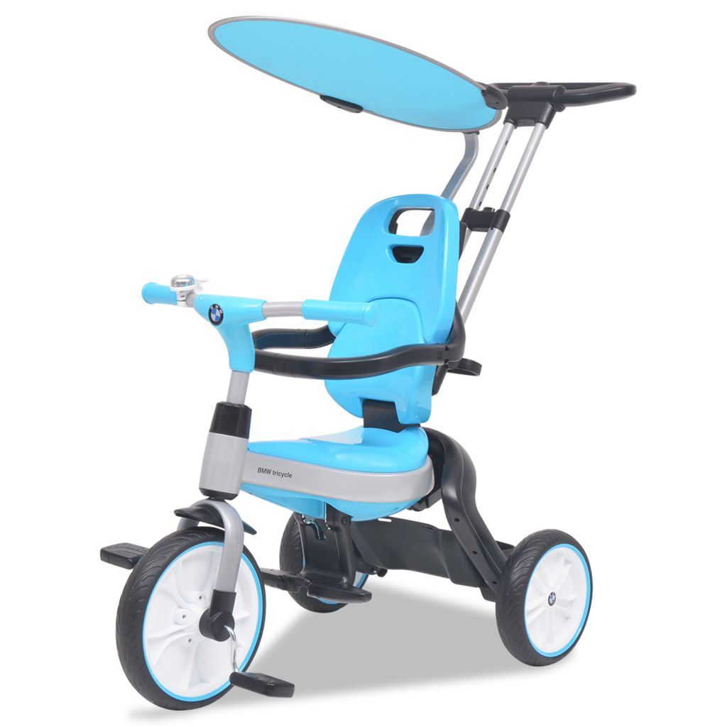 Ovaj funkcionalni tricikl BMW kombinira sigurnost