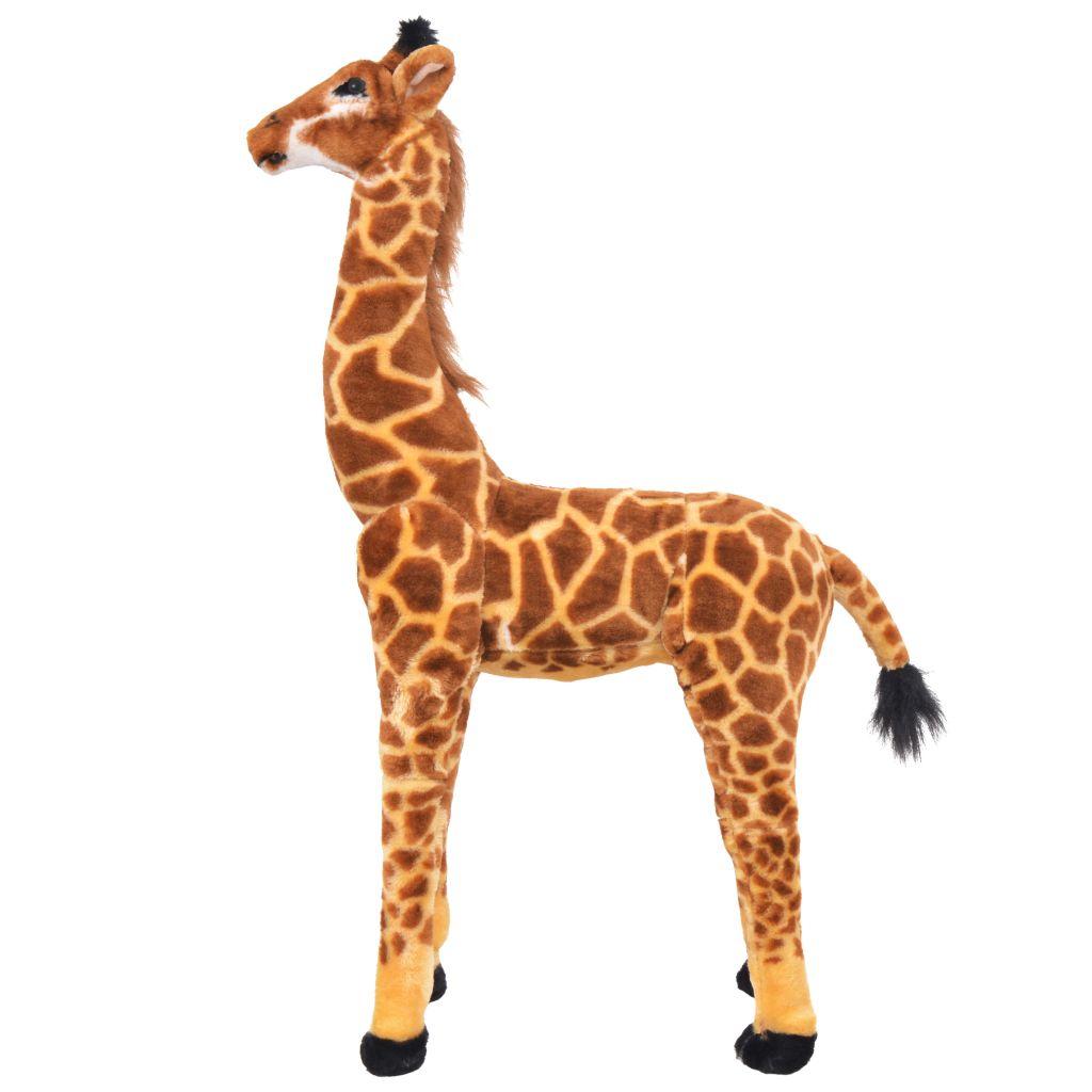 može se koristiti kao sjedeća igračka ili stolica. Naša plišana žirafa postat će najbolji prijatelj svakog djeteta!
