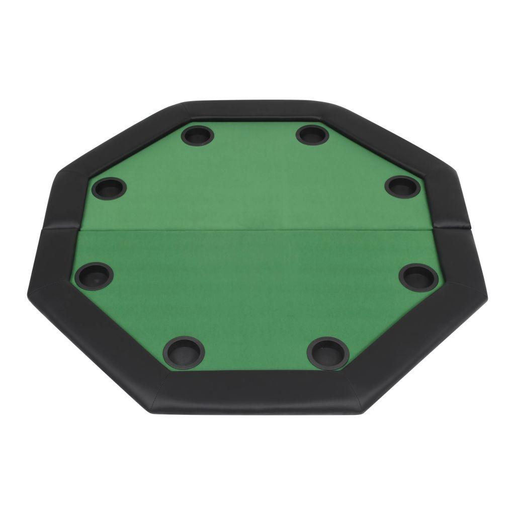 možete lako sklopiti stol za poker i spremiti ga. Stavite naš stol za poker u svoju sobu i počnite igrati! Napomena: žetoni i igraće karte nisu uključeni. Sastavljanje je jednostavno.
