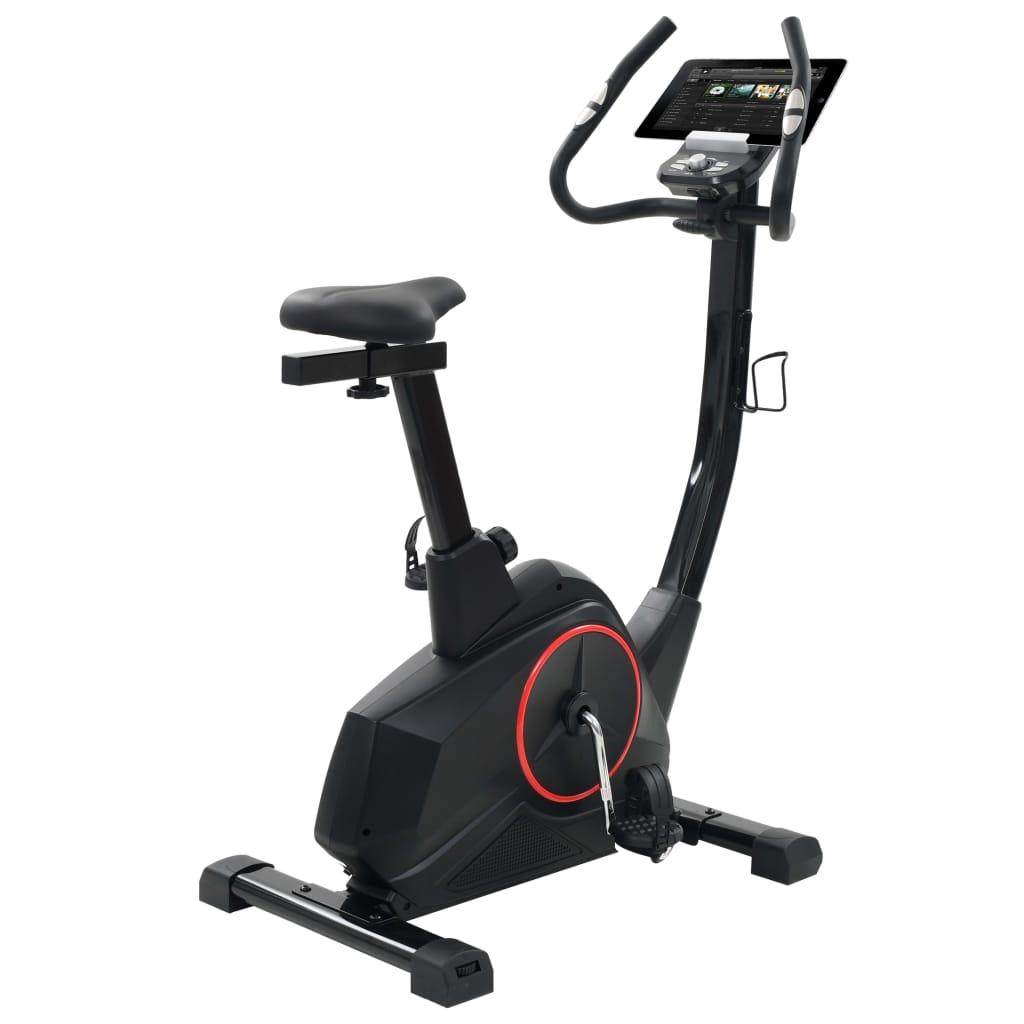 ovaj uspravni bicikl za vježbanje će vam zasigurno pružiti efikasan trening. Možete pratiti izvedbu na LCD ekranu koji prikazuje informacije o proteklom vremenu