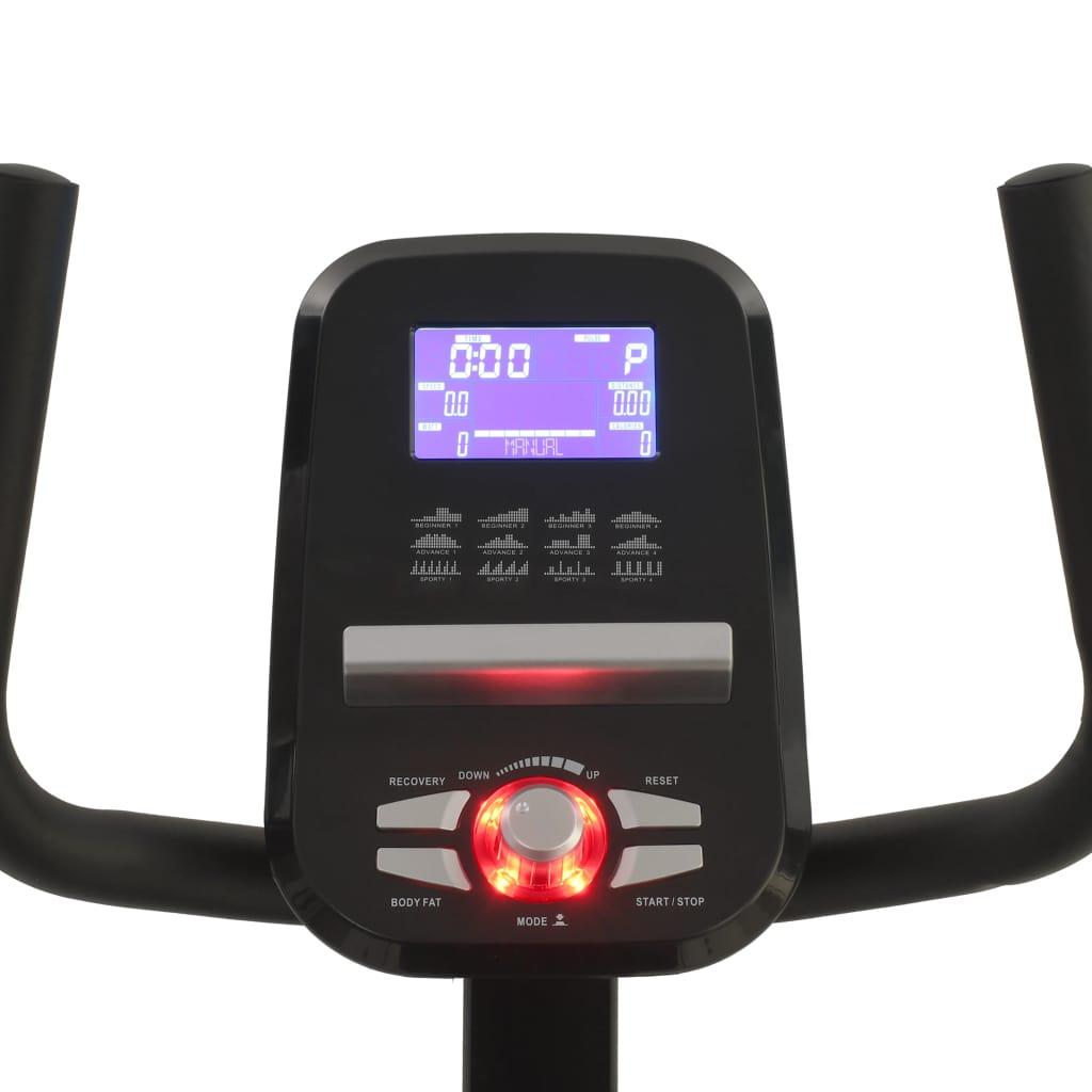 dok remeni za pedale čuvaju važe noge od klizanja s pedale. Precizno uravnoteženi zamašnjaci su besprijekorni za glatki
