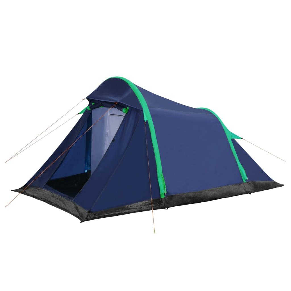 Ovaj šator za kampiranje na napuhavanje savršen je za sve vaše kamperske prigode! Šator je dovoljno prostran da smjesti najviše 2 osobe. Zahvaljujući gredama na napuhavanje i uključenoj zračnoj crpki