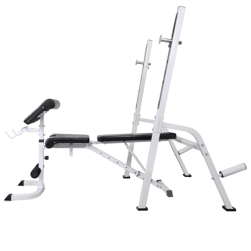 možete vježbati ruke. Širok raspon kombinacija vježbi omogućuje učinkovito vježbanje cijelog tijela