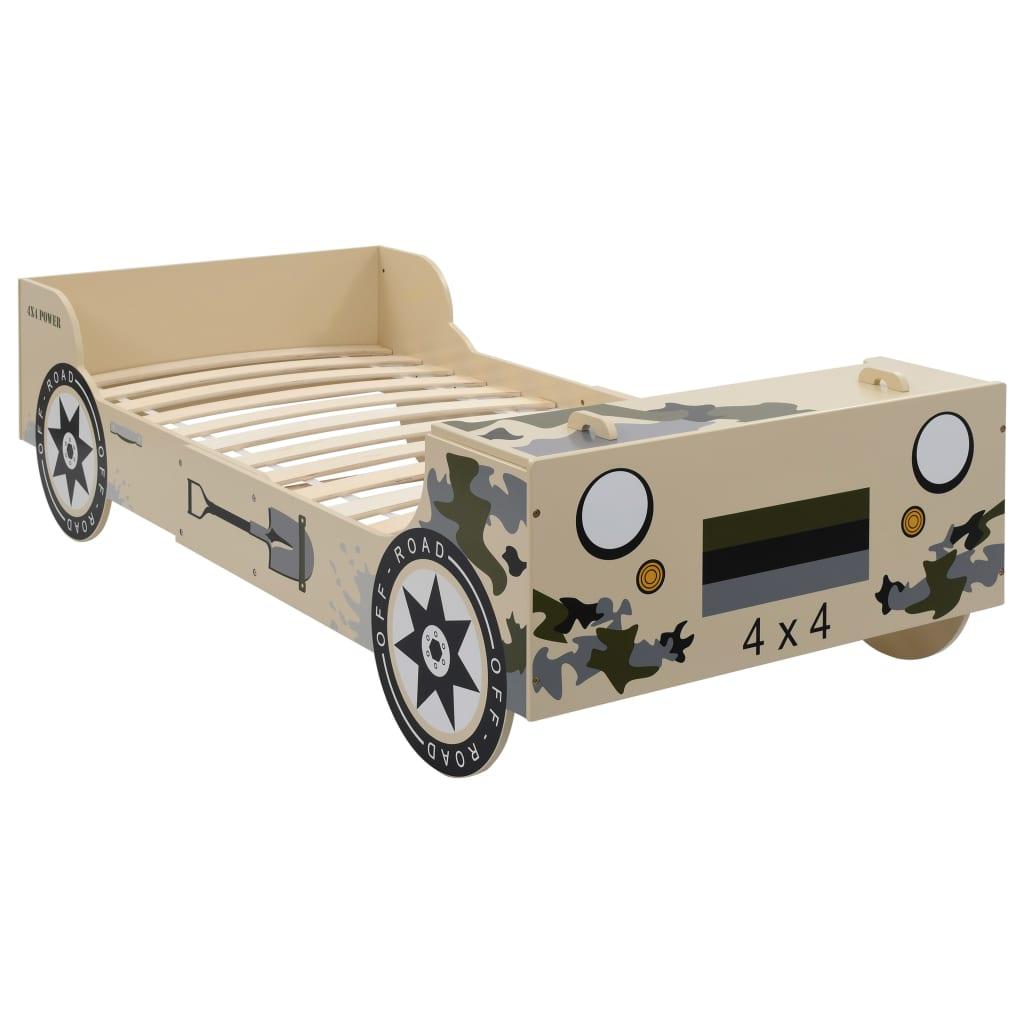 ovaj dječji krevet uistinu će privlačiti poglede u spavaćoj sobi vašeg djeteta. Udoban