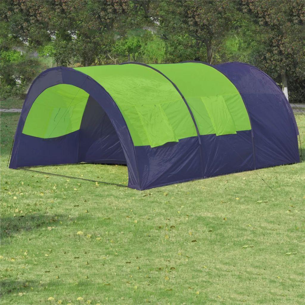 Ovaj veliki šator je idealan za sve vaše prilike za kampiranje!! On ima ugodan interijer pogodan za kampiranje na otvorenom