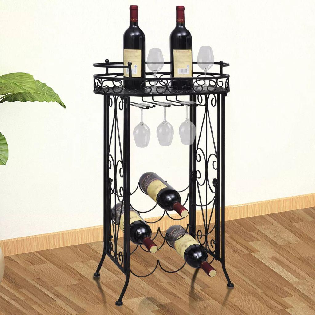 Ovaj samostojeći stalak za vino