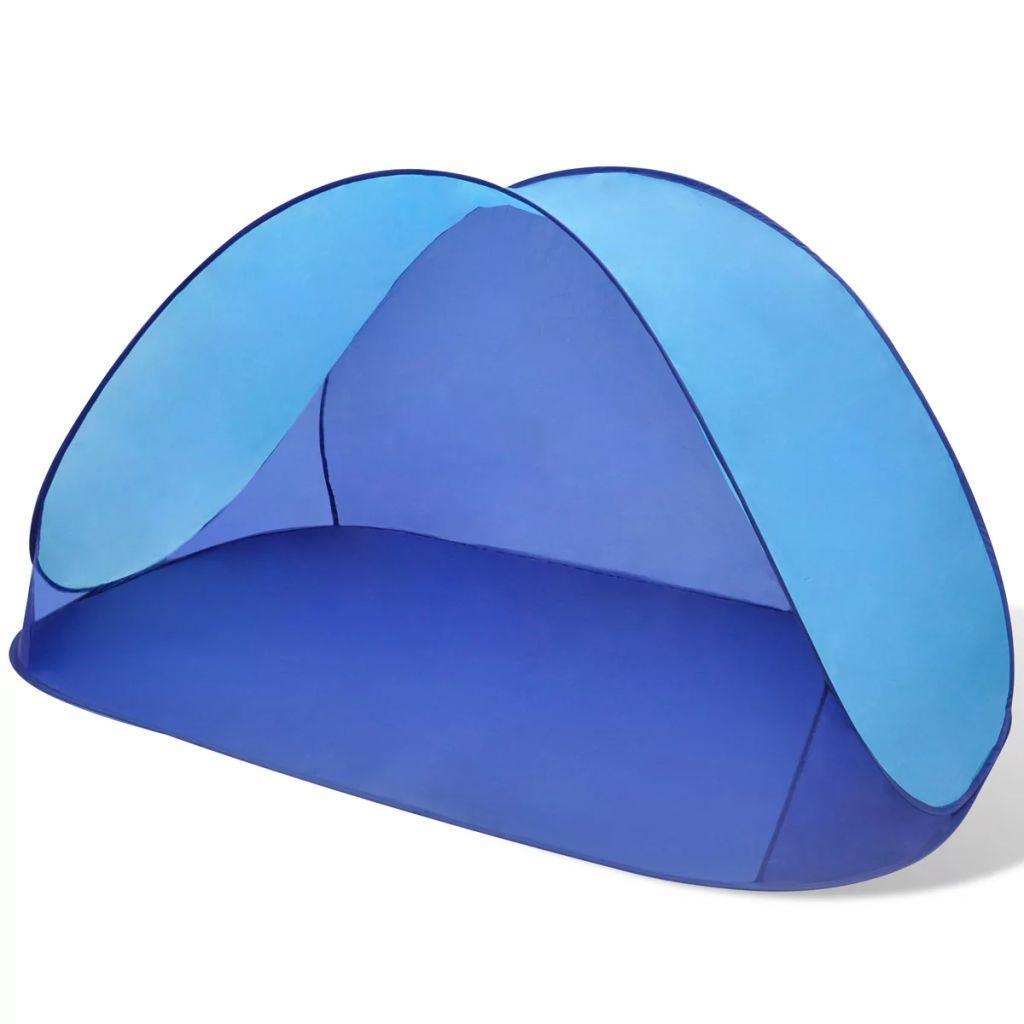 Ovaj visokokvalitetni šator za plažu ponudi Vam savršen utočište kad ste u potrazi oazi za zaštitu protiv uzavrelog sunca. Vodootporan je