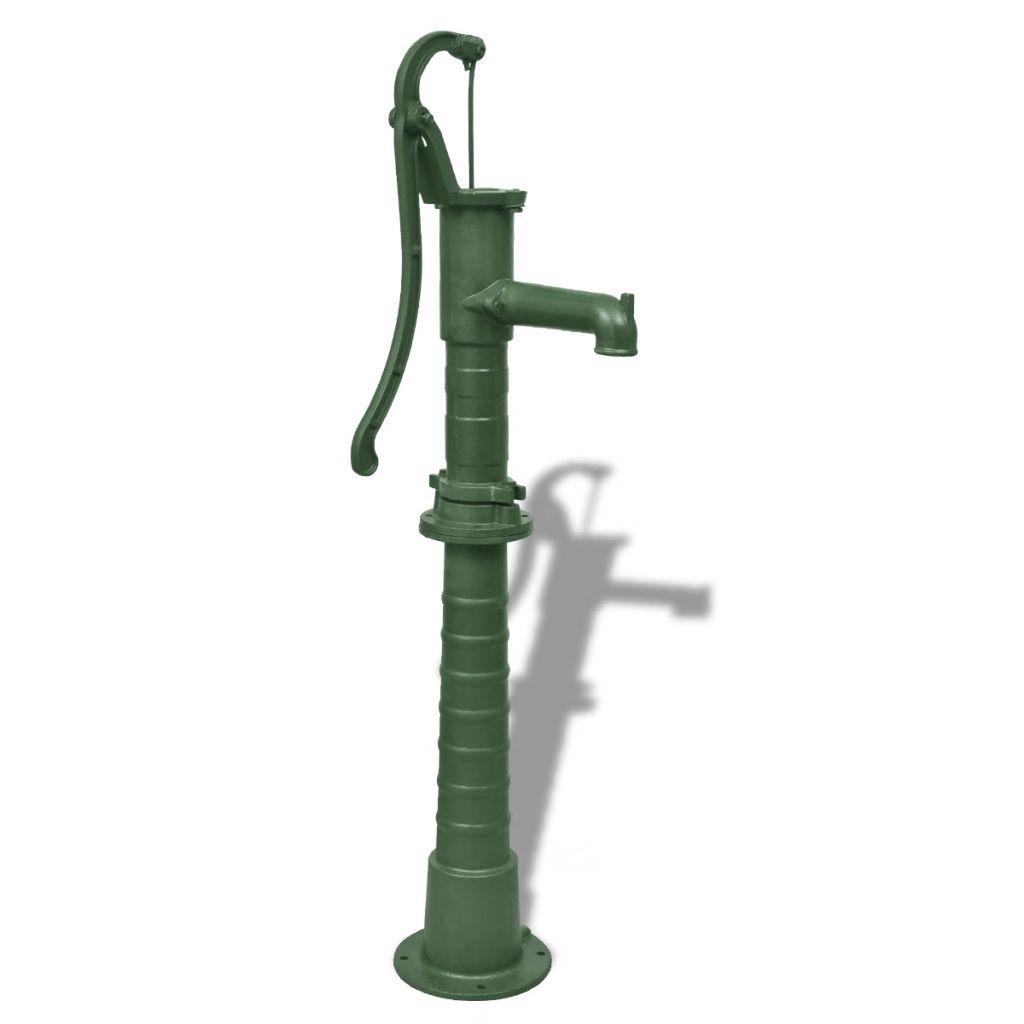 Ova visokokvalitetno ručna pumpa za vodu s postoljem