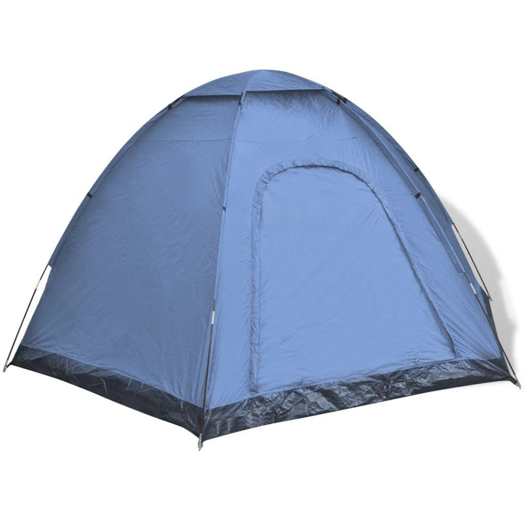 koji omogućuju bolju cirkulaciju i obranu od kukaca u ljetnim noćima. Ovaj šator za kampiranje za 6 osoba može se uredno upakirati u priloženu torbu za jednostavnu pohranu i transport. Imajte na umu da preporučujemo tretiranje šatora vodootpornim sprejem ako bude izložen jakoj kiši.
