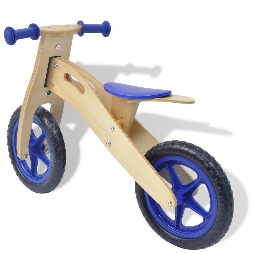 ovaj inovativni bicikl nema pedale i djeca se mogu lako namjestiti na biciklu i gurati se na njemu. Ovaj bicikl ima sjedalo podesivo po visini