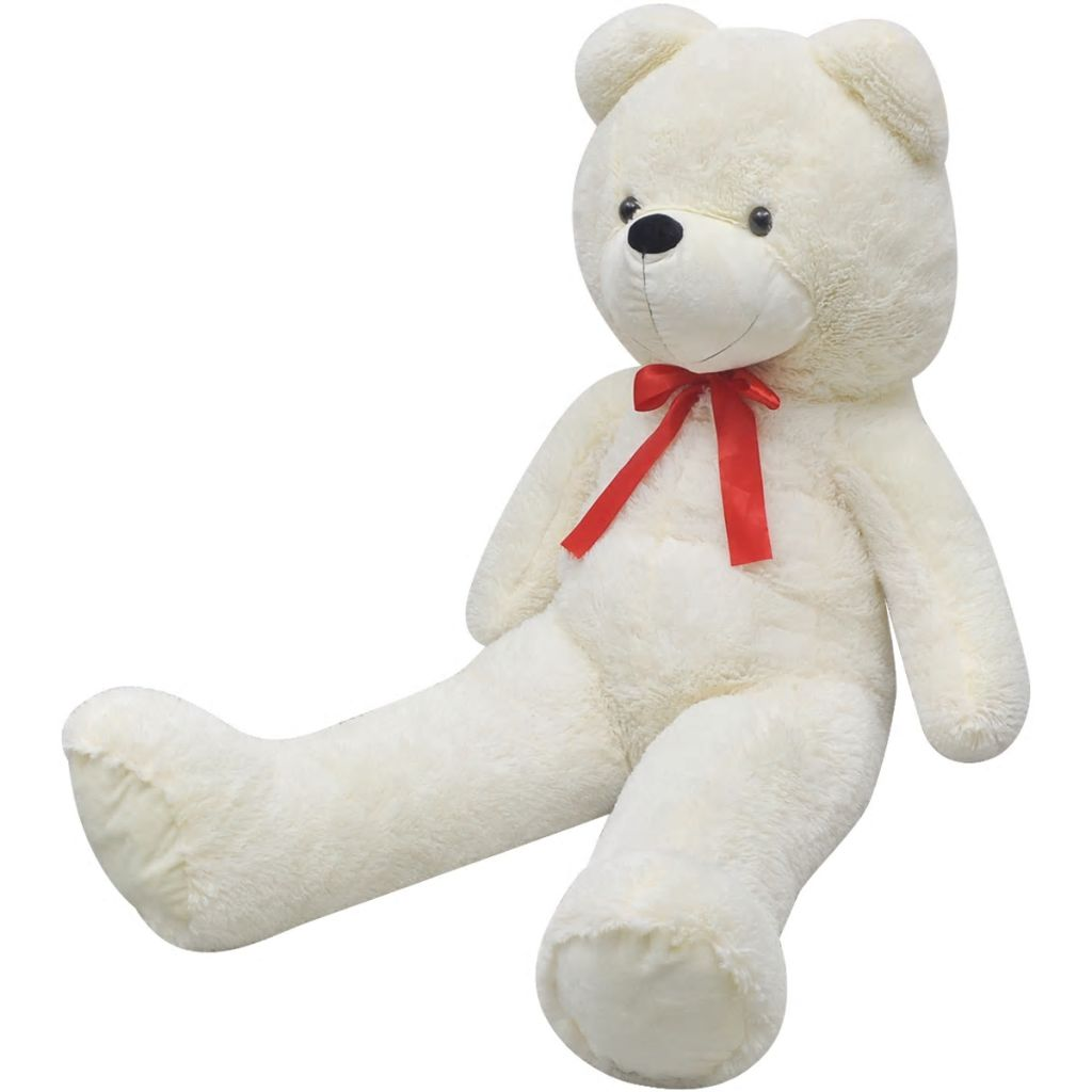 Ovaj mekani plišani medvjedić XXL postat će vaš najbolji prijatelj. Zahvaljujući živopisnom stilu i boji