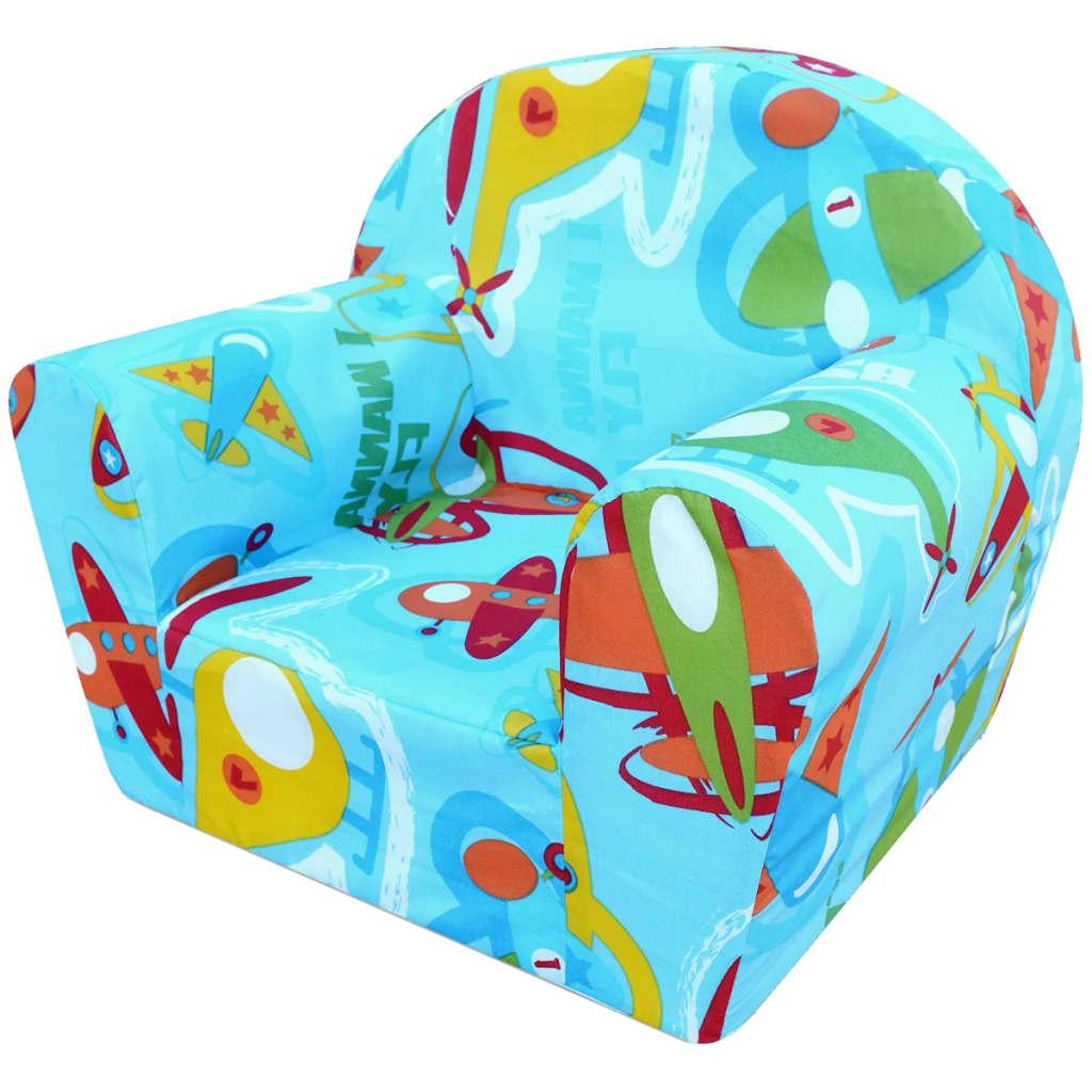 Ova dječja udobna fotelja