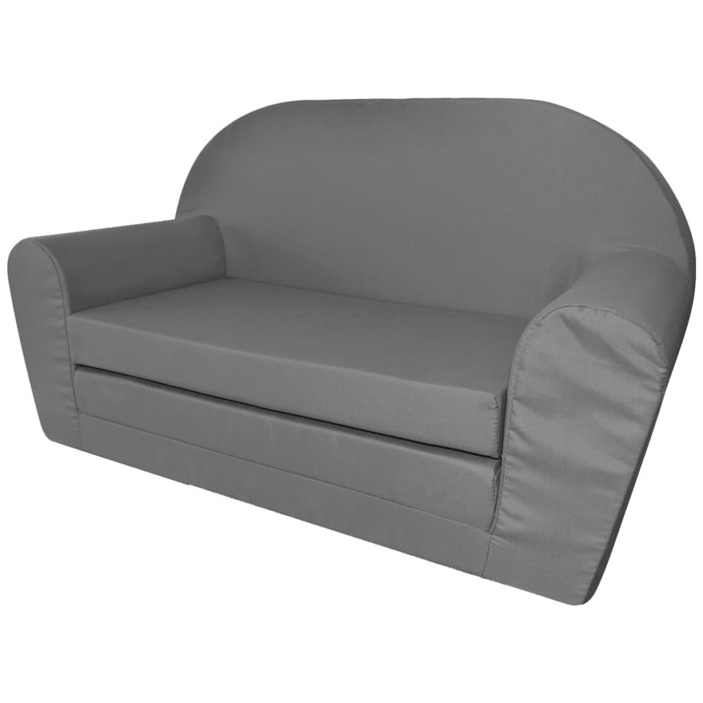 Ovaj dječji kauč bit će univerzalan kao i ukrasni dodatak za sobu za igranje ili spavaću sobu. Ova meka