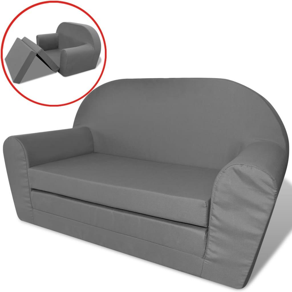 plišana fotelja bit će udobno sjedalo za odmaranje između uzbudljivih aktivnosti i rasklopljena može biti krevet za opuštanje