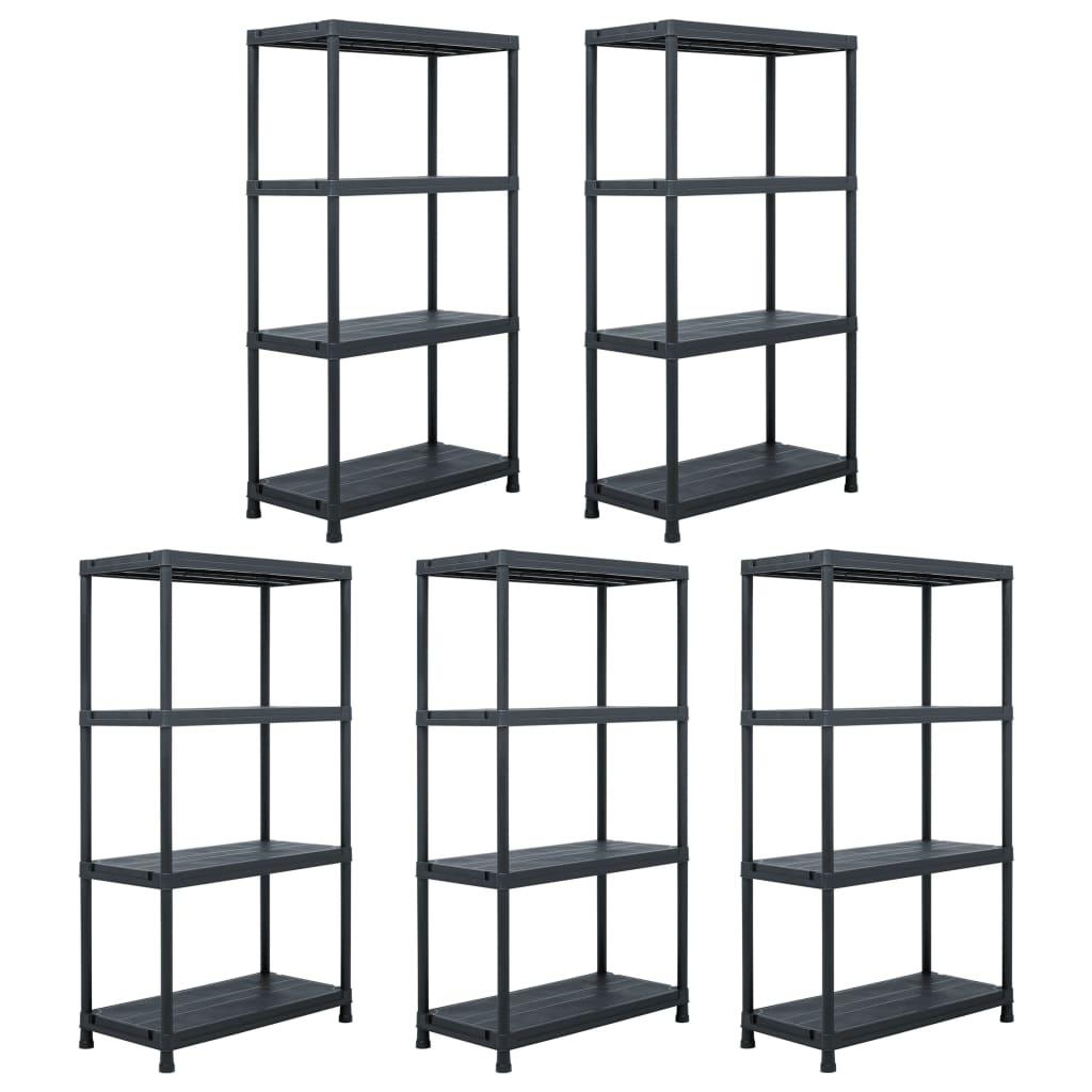 Ove police za pohranu mogu se upotrebljavati u dnevnom boravku kao police za knjige ili stalak za izlaganje ukrasa