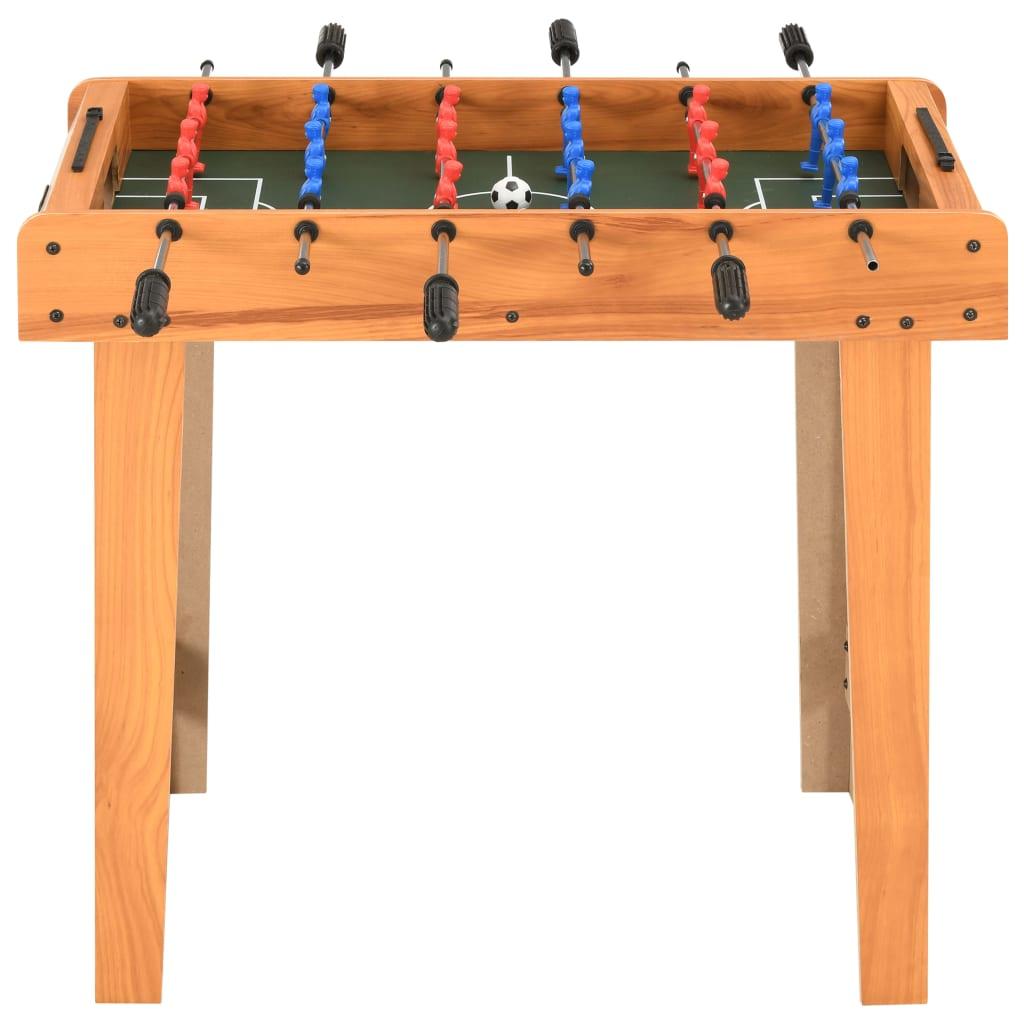9 crvenih igrača i 9 plavih igrača