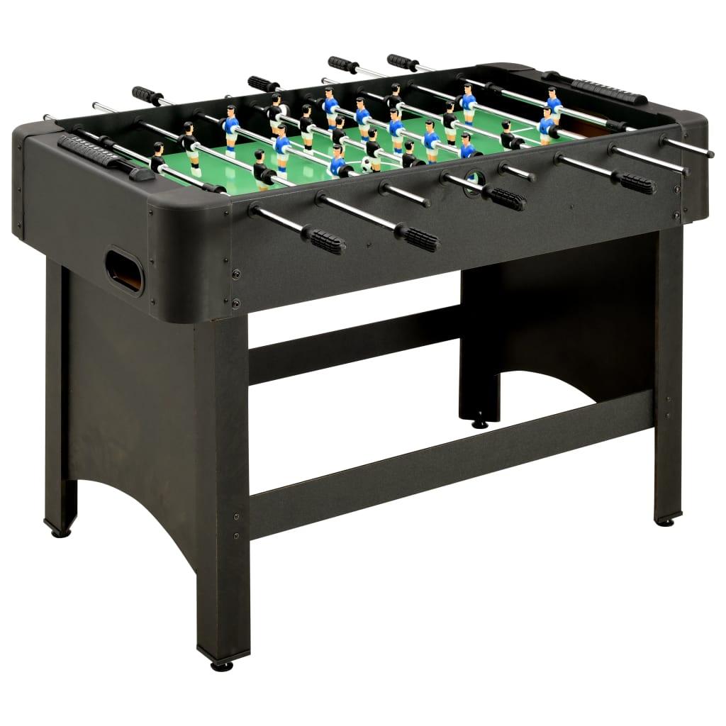 Održite profesionalnu utakmicu stolnog nogometa u udobnosti vlastitog doma uz ovaj stol za nogomet. Donijet će zabavu u bilo koje okruženje i savršen je za kućnu igraonicu
