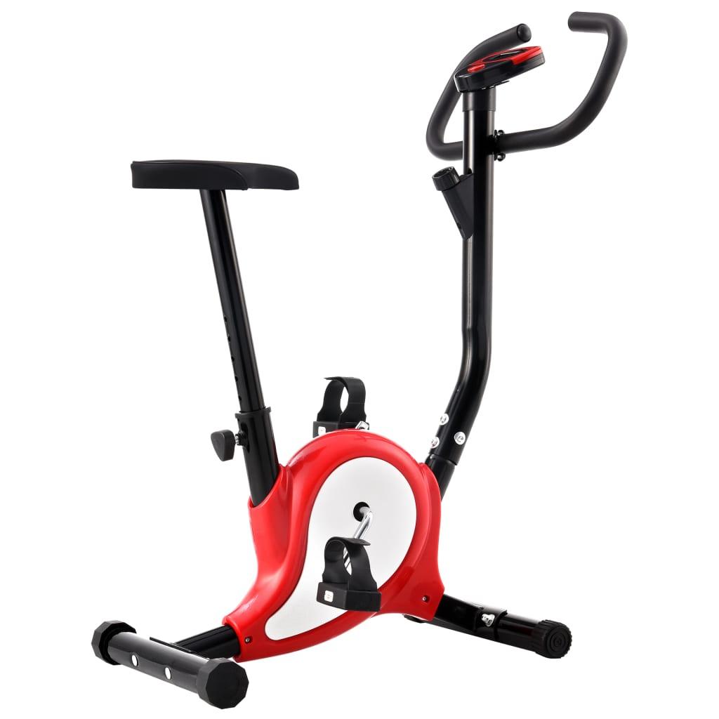 Ovaj čvrsti bicikl bit će odličan izbor za vježbanje kod kuće. Opremljen zamašnjakom