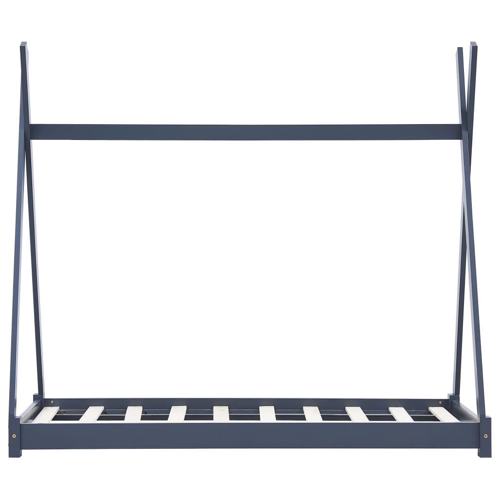 ovaj okvir za krevet izuzetno je čvrst i izdržljiv. Snažne podnice nude potrebnu potporu i vrlo su udobne. Ovaj okvir za krevet prikladan je za madrac dimenzija 70 x 140 cm. Napominjemo da isporuka uključuje samo okvir za krevet; madrac i zavjese nisu uključeni. Ovaj krevet lako se sastavlja. Možete pogledati odgovarajuće madrace u našoj trgovini.