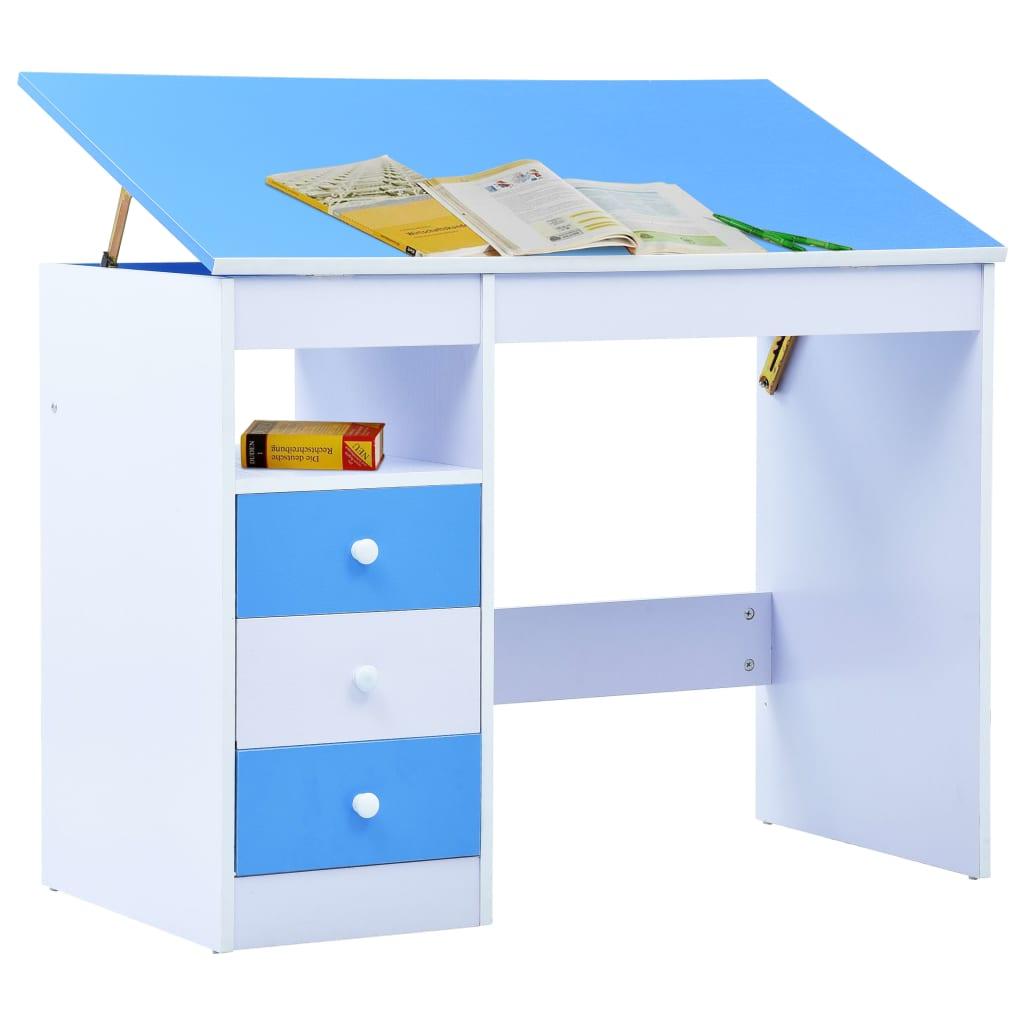 ovaj dječji radni prostor savršen je za svako dijete i lako će odgovarati bilo kojoj dječjoj sobi