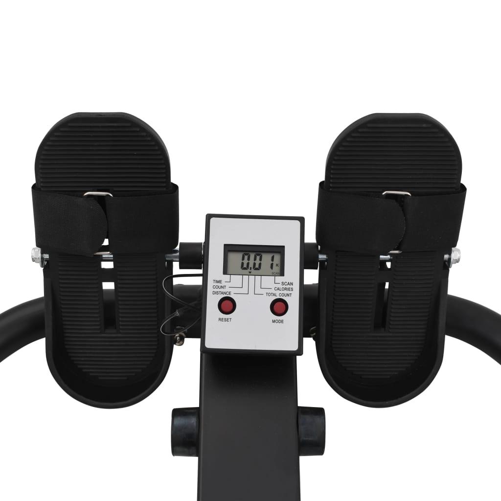 udaljenost i potrošene kalorije. Debelo